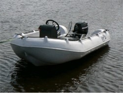 Whaly Boat Console